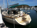 38 ft. Island Packet Yachts Island Packet 370 Cruiser Boat Rental Miami Image 78