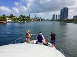 60 ft. Navigator Rival Flybridge Boat Rental Miami Image 28