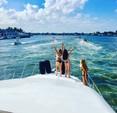 60 ft. Navigator Rival Flybridge Boat Rental Miami Image 31