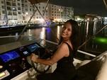 60 ft. Navigator Rival Flybridge Boat Rental Miami Image 34