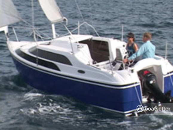 Rent a MacGregor Yachts motorsailer in Harpswell, ME near me