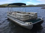 20 ft. Bennington Marine 2080LX Pontoon Boat Rental Boston Image 11