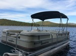20 ft. Bennington Marine 2080LX Pontoon Boat Rental Boston Image 10