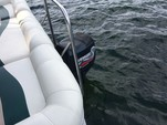 20 ft. Bennington Marine 2080LX Pontoon Boat Rental Boston Image 12