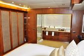 105 ft. Leopard 105 Mega Yacht Boat Rental Miami Image 9