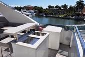 105 ft. Leopard 105 Mega Yacht Boat Rental Miami Image 19