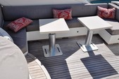 105 ft. Leopard 105 Mega Yacht Boat Rental Miami Image 21