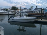 22 ft. Sea Hunt Boats Triton 225 Center Console Boat Rental Largo Image 1
