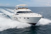 58 ft. Princess VSC 58 Motor Yacht Boat Rental Delray Beach Image 9