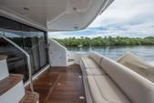58 ft. Princess VSC 58 Motor Yacht Boat Rental Delray Beach Image 14