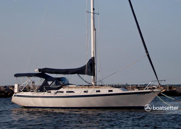 Rent a Ericson sloop in Jersey City, NJ near me