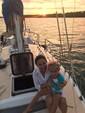 32 ft. Grampian Classic 31 Ketch Boat Rental Tampa Image 6