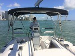 31 ft. Hunter 31 Daysailer & Weekender Boat Rental Miami Image 1