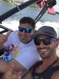 20 ft. A20 Wake Research Ski And Wakeboard Boat Rental Orlando-Lakeland Image 9