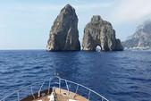 55 ft. Cantieri di Pisa Akhir 16,60 Motor Yacht Boat Rental Salerno Image 17
