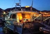 55 ft. Cantieri di Pisa Akhir 16,60 Motor Yacht Boat Rental Salerno Image 3