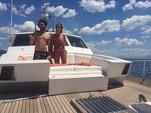 55 ft. Cantieri di Pisa Akhir 16,60 Motor Yacht Boat Rental Salerno Image 1