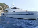 55 ft. Cantieri di Pisa Akhir 16,60 Motor Yacht Boat Rental Salerno Image 2