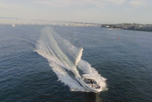 35 ft. Sea Ray Boats 350 SLX Axius Bow Rider Boat Rental San Diego Image 1