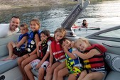 24 ft. MasterCraft Boats X45 Ski And Wakeboard Boat Rental Las Vegas-Lake Havasu Image 6