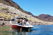 24 ft. MasterCraft Boats X45 Ski And Wakeboard Boat Rental Las Vegas-Lake Havasu Image 13