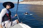 24 ft. MasterCraft Boats X45 Ski And Wakeboard Boat Rental Las Vegas-Lake Havasu Image 16