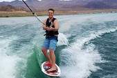 24 ft. MasterCraft Boats X45 Ski And Wakeboard Boat Rental Las Vegas-Lake Havasu Image 17