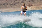 24 ft. MasterCraft Boats X45 Ski And Wakeboard Boat Rental Las Vegas-Lake Havasu Image 18