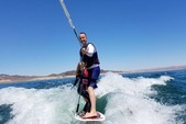 24 ft. MasterCraft Boats X45 Ski And Wakeboard Boat Rental Las Vegas-Lake Havasu Image 19