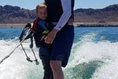 24 ft. MasterCraft Boats X45 Ski And Wakeboard Boat Rental Las Vegas-Lake Havasu Image 33