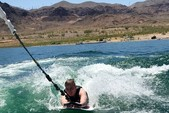 24 ft. MasterCraft Boats X45 Ski And Wakeboard Boat Rental Las Vegas-Lake Havasu Image 48