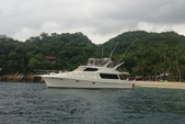 58 ft. McKinna Yachts 57 Pilothouse Cruiser Boat Rental Tonalá Image 1