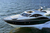 44 ft. Marquis Yachts 420 Sport Coupe Cruiser Boat Rental Chicago Image 2