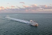 72 ft. Mangusta Maxi Open Motor Yacht Boat Rental Miami Image 2