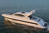72 ft. Mangusta Maxi Open Motor Yacht Boat Rental Miami Image 6