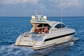72 ft. Mangusta Maxi Open Motor Yacht Boat Rental Miami Image 7