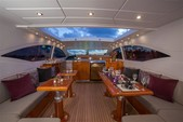 72 ft. Mangusta Maxi Open Motor Yacht Boat Rental Miami Image 16