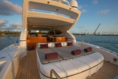 72 ft. Mangusta Maxi Open Motor Yacht Boat Rental Miami Image 17