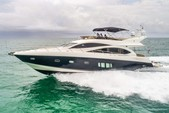 75 ft. Other Sunseeker Manhattan Motor Yacht Boat Rental Miami Image 4