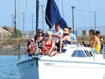 36 ft. Hunter Sloop Sailboat Catamaran Boat Rental San Diego Image 1