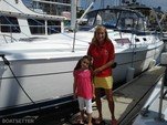 36 ft. Hunter Sloop Sailboat Catamaran Boat Rental San Diego Image 2