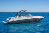 30 ft. Rinker Captiva Cuddy 282 Motor Yacht Boat Rental Ibiza Image 1