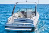 30 ft. Rinker Captiva Cuddy 282 Motor Yacht Boat Rental Ibiza Image 2