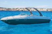 30 ft. Rinker Captiva Cuddy 282 Motor Yacht Boat Rental Ibiza Image 3