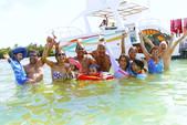 33 ft. Luxury Catamaran N/A Catamaran Boat Rental Punta Cana Image 3