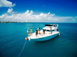 44 ft. Searay SUNDANCER Motor Yacht Boat Rental Cancun Image 8