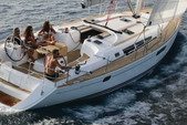 45 ft. Jeanneau Sun Odyssey 45ds Sloop Boat Rental Cancun Image 1