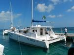 51 ft. Catamaran Cruisers Aqua Cruiser Catamaran Boat Rental Cancún Image 2