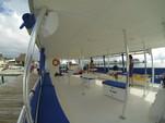55 ft. Catamaran Cruisers Vagabond Catamaran Boat Rental Cancún Image 3