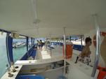 55 ft. Catamaran Cruisers Vagabond Catamaran Boat Rental Cancún Image 6